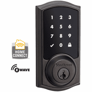 99160-003 - Kwikset Z-Wave Wireless Touchscreen Deadbolt (Venetian Bronze)