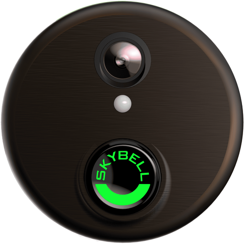 ADC-VDB102 - Alarm.com WiFi Doorbell Camera (in Bronze)