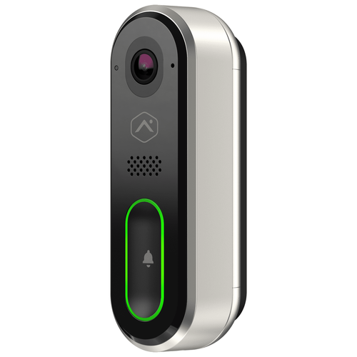 ADC-VDB770-S - Alarm.com WiFi 1080p Touchless Video Doorbell Camera (in Silver)
