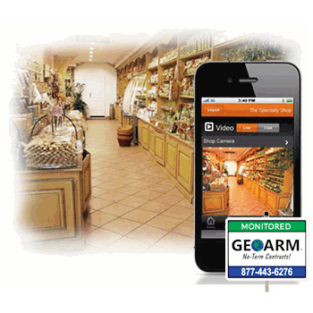 Alarm.com Business Alarm Monitoring Services