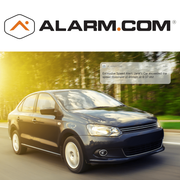 Alarm.com Standalone GPS Connected Car Tracking Services