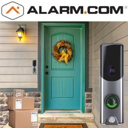 Alarm.com Video Doorbell Monitoring Services