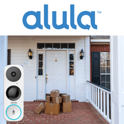 Alula Standalone Video Doorbell Monitoring Services