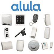 Alula Wireless Security Products