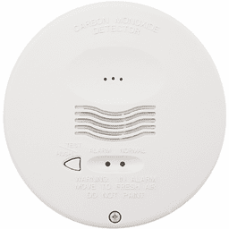 CO1224TR - Honeywell System Sensor Hardwired Conventional 4-Wire 12/24-Volt Carbon Monoxide Detector (w/RealTest Technology)