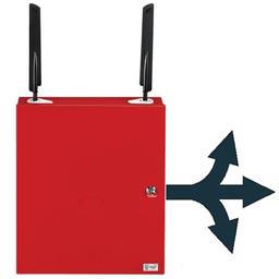 Commercial Fire Alarm Communicator Paths