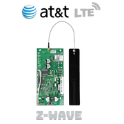CONNECT-XT-A-Z - Alula Connect-XT Cellular AT&T LTE Alarm Communicator with Z-Wave Automation (for GE Interlogix Simon Panels)
