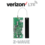CONNECT-XT-V-Z - Alula Connect-XT Cellular Verizon LTE Alarm Communicator with Z-Wave Automation (for GE Interlogix Simon Panels)
