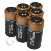 CR123 - 3V Lithium Alarm Battery (12-Pack)