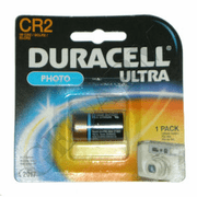 CR2 - 3V Lithium Alarm Battery (2-Pack)