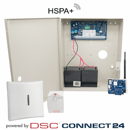 DSC PowerSeries Neo HS2128 Hybrid Cellular GSM Security System