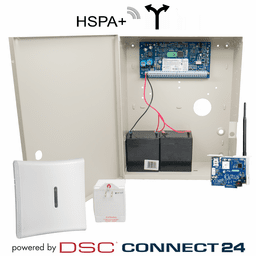 DSC PowerSeries Neo HS2128 Hybrid Dual-Path GSM Security System
