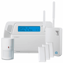 DSC Impassa Cellular LTE Wireless Security System (Powered by Alula)