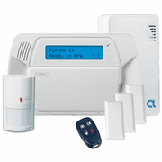 DSC Impassa WiFi/Internet Wireless Security System