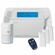 DSC Impassa Wireless Security Systems