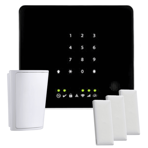DSC Iotega Cellular Alarm.com Wireless Security System (for Verizon LTE Network)
