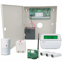 DSC PowerSeries PC1616 Connect24 Dual-Path Hybrid Security System (for IP/GSM Cellular Networks)
