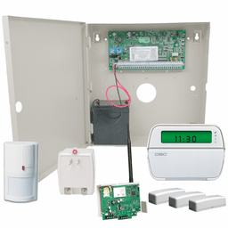 DSC PowerSeries PC1864 Connect24 Cellular Hybrid Security System (for GSM Network)