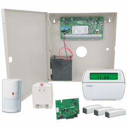 DSC PowerSeries PC1864 Connect24 Internet Hybrid Security System