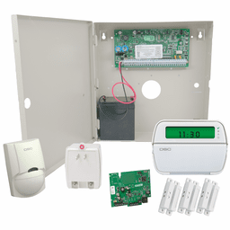 DSC PowerSeries PC1864 Connect24 Internet Hardwired Security System