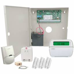 DSC PowerSeries PC1864 TELCO Phone/VoIP-Line Hardwired Security System