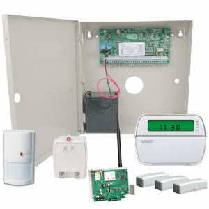 DSC PowerSeries PC-Series Hybrid Security Systems
