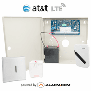 DSC PowerSeries Neo HS2032 Hybrid Cellular AT&T LTE Security System (Powered by Alarm.com)