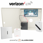 DSC PowerSeries Neo HS2032 Hybrid Cellular Verizon LTE Security System (Powered by Alarm.com)