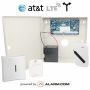 DSC PowerSeries Neo HS2032 Hybrid Dual-Path AT&T LTE Security System (Powered by Alarm.com)