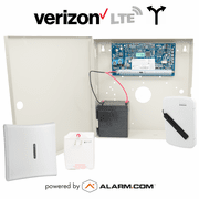DSC PowerSeries Neo HS2032 Hybrid Dual-Path Verizon LTE Security System (Powered by Alarm.com)