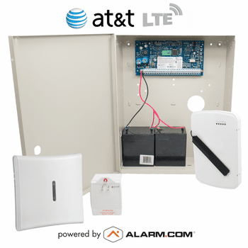DSC PowerSeries Neo HS2128 Hybrid Cellular AT&T LTE Security System