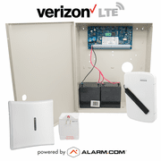 DSC PowerSeries Neo HS2128 Hybrid Cellular Verizon LTE Security System (Powered by Alarm.com)