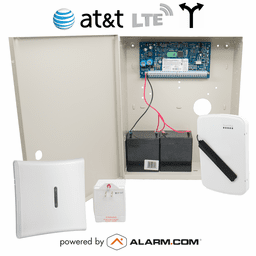 DSC PowerSeries Neo HS2128 Hybrid Dual-Path AT&T LTE Security System