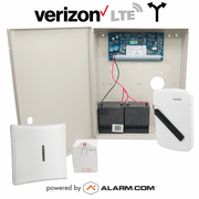 DSC PowerSeries Neo HS2128 Hybrid Dual-Path Verizon LTE Security System (Powered by Alarm.com)