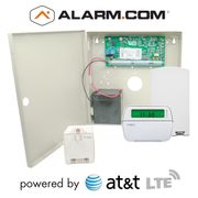 DSC PowerSeries PC1616 Cellular AT&T LTE Hardwired Security System (Powered by Alarm.com)