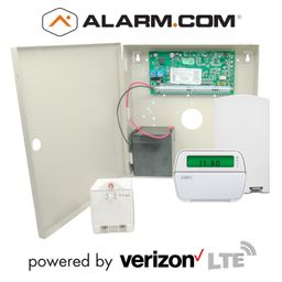 DSC PowerSeries PC1616 Cellular Verizon LTE Hybrid Security System (Powered by Alarm.com)