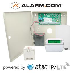 DSC PowerSeries PC1616 Dual-Path AT&T LTE Hardwired Security System (Powered by Alarm.com)
