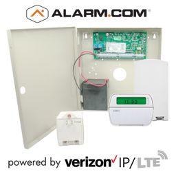 DSC PowerSeries PC1616 Dual-Path Verizon LTE Hardwired Security System (Powered by Alarm.com)
