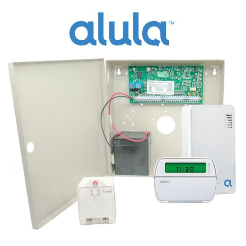 DSC PowerSeries PC1616 Broadband Internet Interactive Hardwired Security System (Powered by Alula)