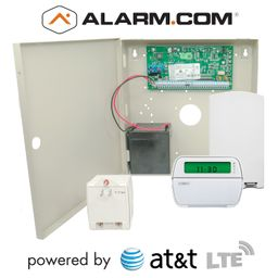 DSC PowerSeries PC1832 Cellular AT&T LTE Hybrid Security System (Powered by Alarm.com)
