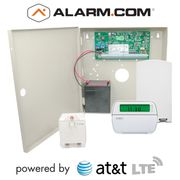 DSC PowerSeries PC1864 Alarm.com Cellular Hardwired Security System (for AT&T LTE Network)