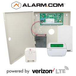DSC PowerSeries PC1864 Cellular Verizon LTE Hybrid Security System (Powered by Alarm.com)