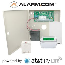 DSC PowerSeries PC1864 Dual-Path AT&T LTE Hardwired Security System (Powered by Alarm.com)