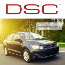 DSC Standalone GPS Connected Car Tracking Services