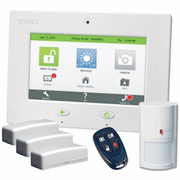 DSC Touch Security System Videos