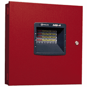 Fire-Lite MS-4 Commercial Fire Alarm Monitoring Service
