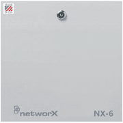 GE Interlogix NetworX NX-6 Alarm Monitoring Form