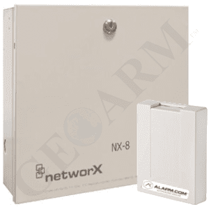 Interlogix NetworX NX-8 Cellular Security System (for Verizon LTE Network)