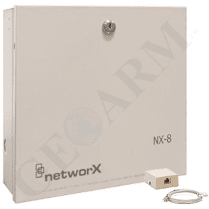 Interlogix NetworX NX-8 Phone Line & VoIP Security System