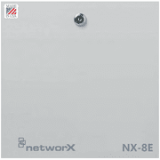 GE Interlogix NetworX NX-8E Alarm Monitoring Form